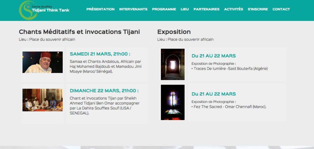 Photography Exhibition in Dakar - Senegal